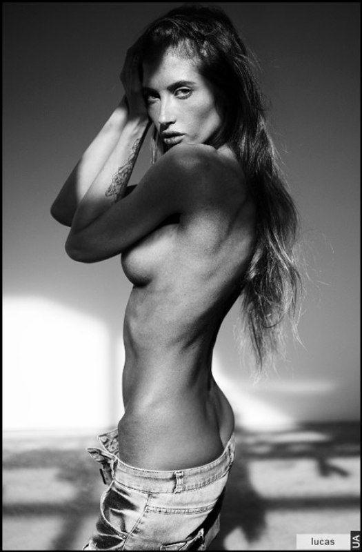 lucas, lucastudio, nude Cherchez La Femmephoto preview