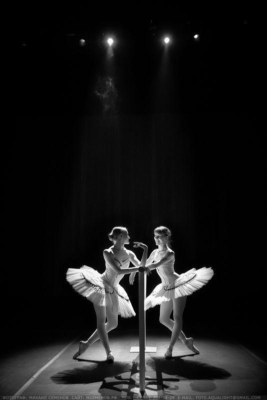 #михаилсеменов #фотографярославль #сертификат #подарок #балет #модель #красота #ballet B&W balletphoto preview