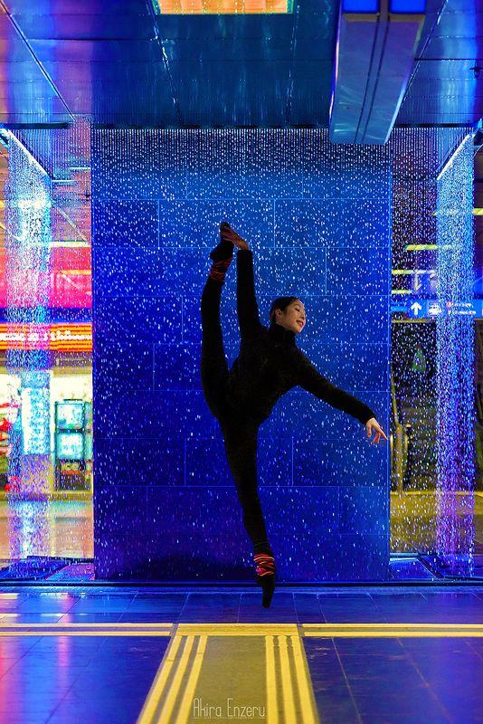 ballerina, dance, dancing, portrait, street, outdoor Développé à la secondephoto preview