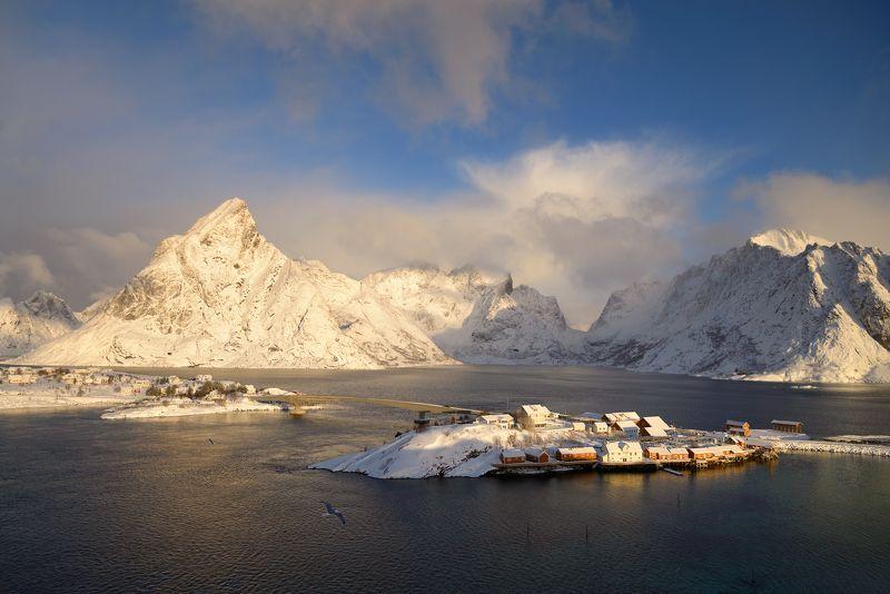 лофотенские острова... photo preview
