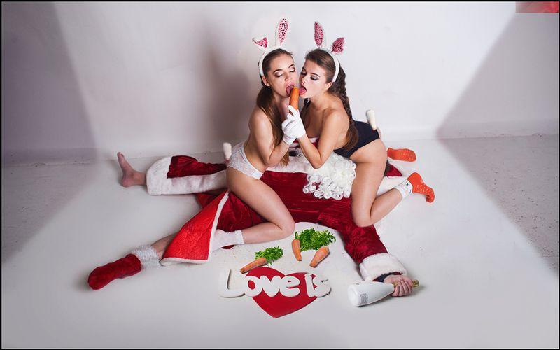 lucas, lucastudio, nude Любовь-Морковь ©photo preview