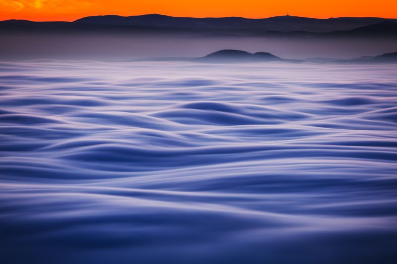 Sea of fogphoto preview