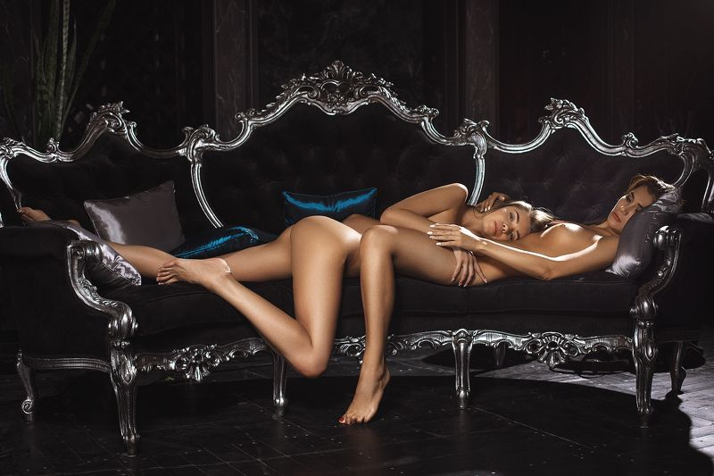 nude,эротика, красотки, erotic,beautiful Хорошо вдвоемphoto preview