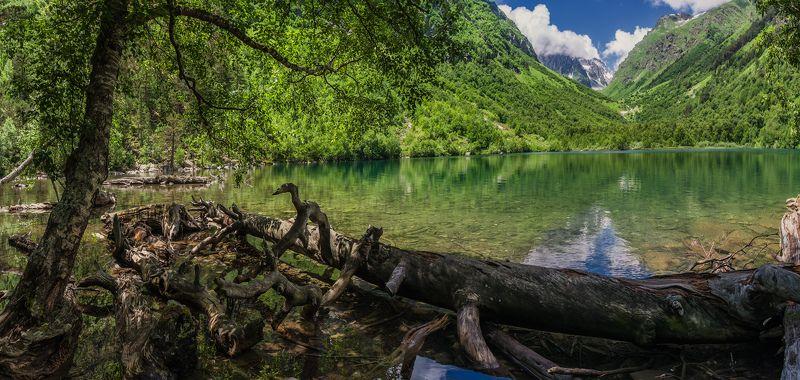 На Бадукских озерахphoto preview