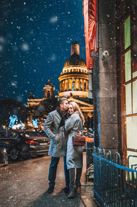 #portrait #girl #girls #snow #winter #city #портрет #девушка #город #зима #снег Прогулка по Петербургуphoto preview