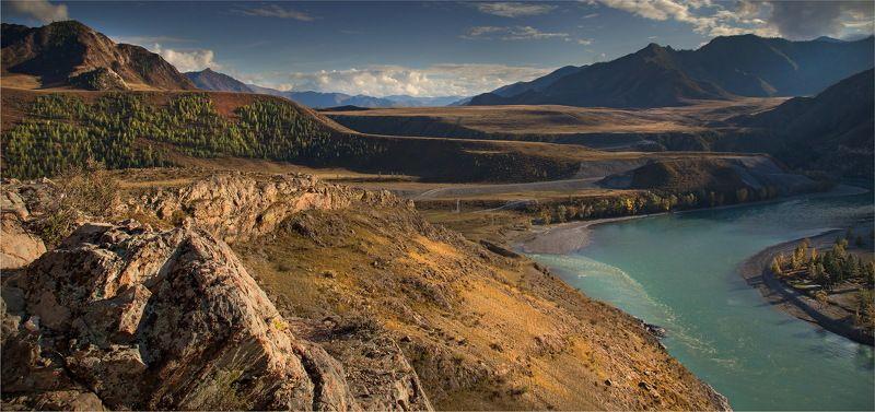алтай, природа, путешествие, осень Алтайские места..!photo preview