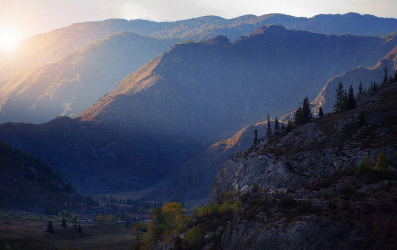 алтай, природа, путешествие, осень Другая планета - Алтай!photo preview
