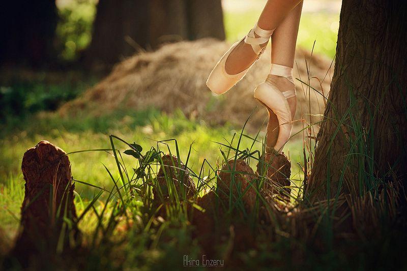 ballerina, dance, dancing, portrait, street, outdoor ***photo preview