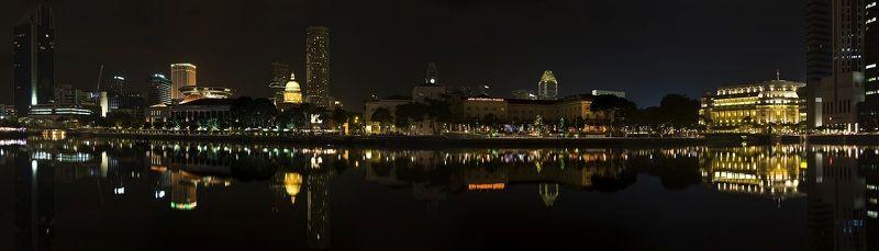 Прогулки по набережной,Сингапурphoto preview