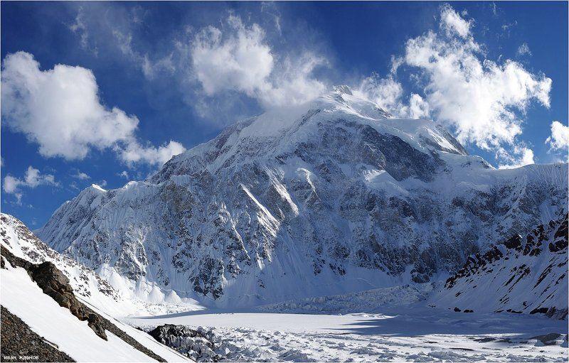 горы, каракорум, китай, хидден пик, 8080, туризм, альпинизм Северная стена Хидден Пика 8080мphoto preview