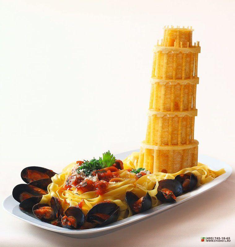 Италия. Пизанская башня.photo preview