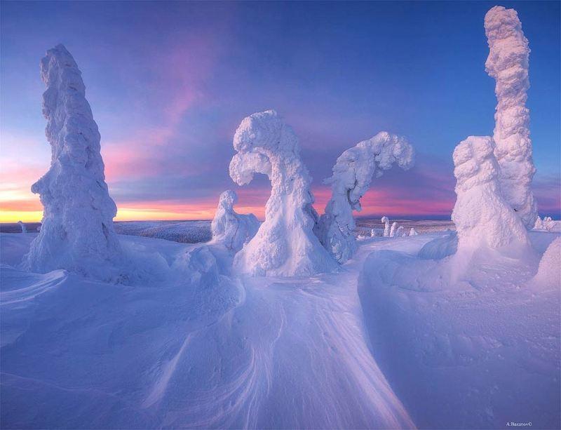 Музей снеговых фигур!photo preview