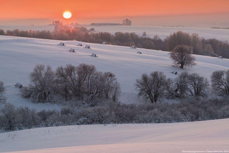 алтай, сибирь, закат, солнце, предгорья, красногорье Закат в предгорьях Алтаяphoto preview