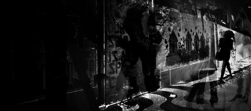 Ночные страхи. Одна в городе.photo preview