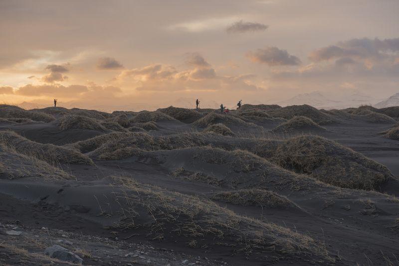 вестрахорн, исландия \