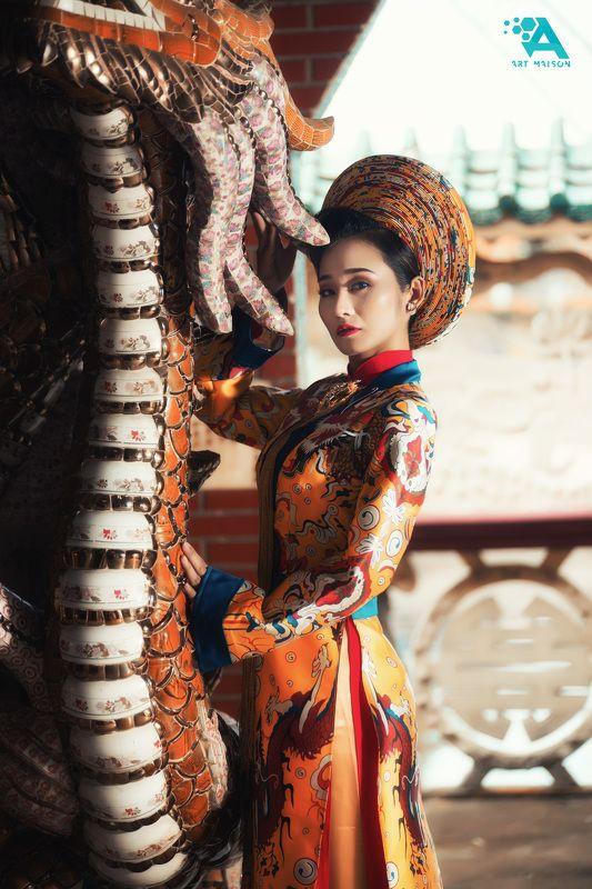 Ao Dai Vietnamphoto preview