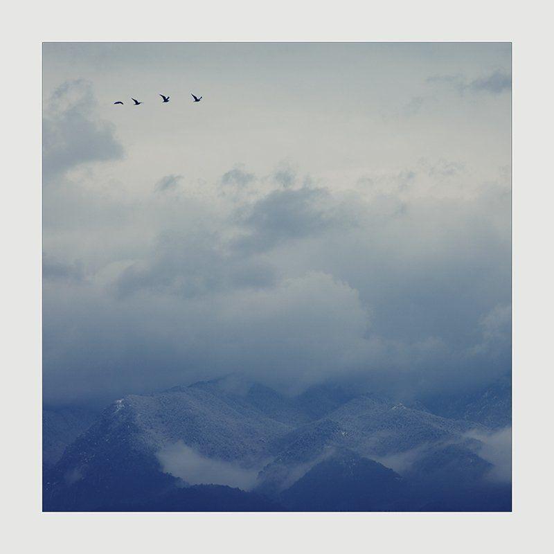 Пролетая над Олимпом...photo preview