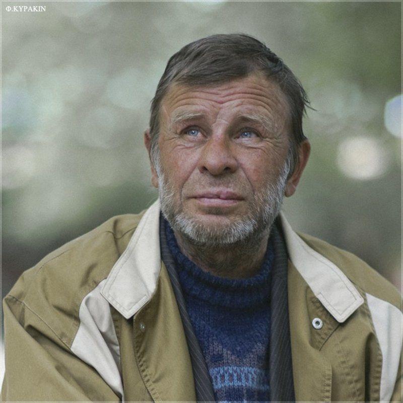 мужчина, портрет, лица, люди, жанровый портрет В надежде на лучшее...photo preview
