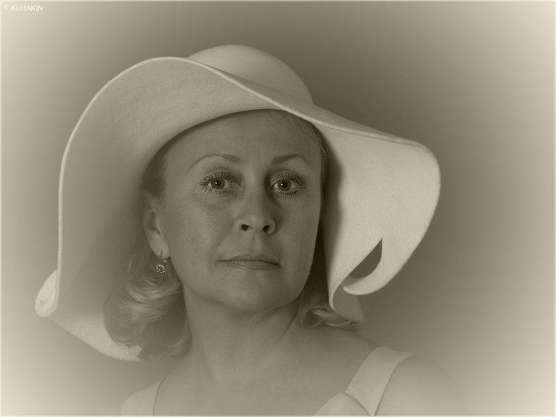 портрет, дама, фотография, студия, ирина Иринаphoto preview