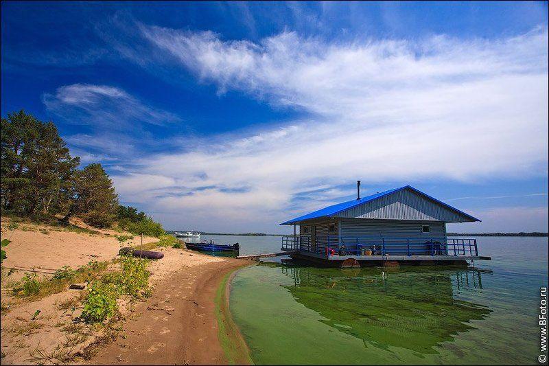 дебаркадер, , остров photo preview