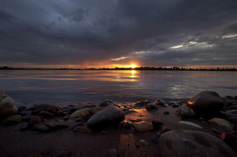 восход над Камойphoto preview