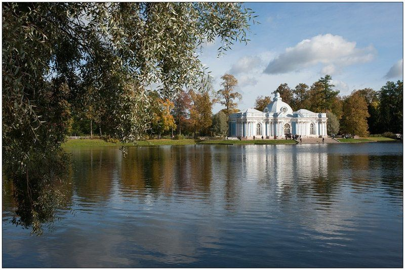 Осенние парки.photo preview