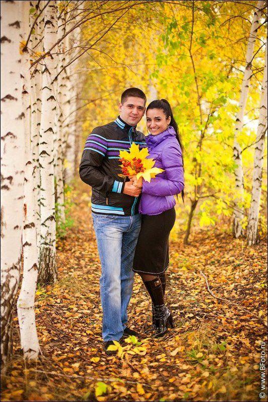 осенняя, love, story Осенняя love storyphoto preview