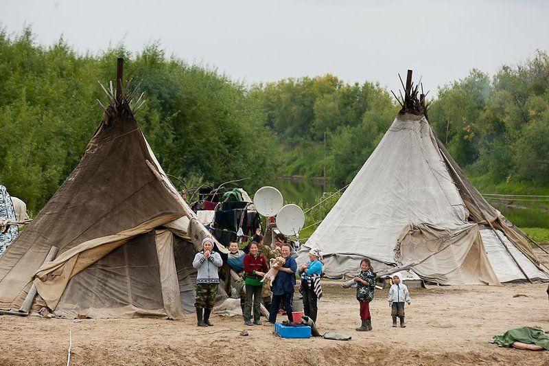жизнь на краю земли, север, из жизни рыбаков, репортаж, путешествия, дети чумовые друзья (из жизни рыбаков)photo preview