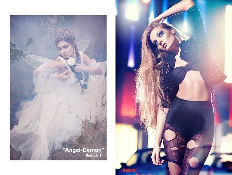 Angel-Demonphoto preview