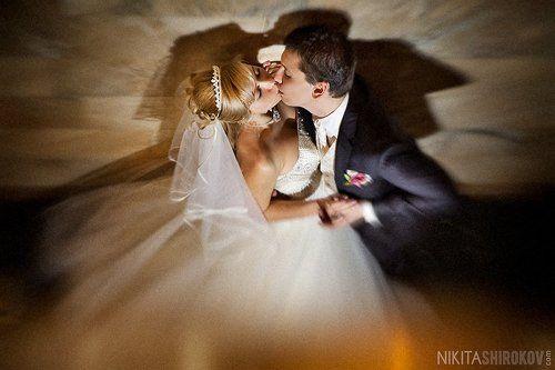 Как обработать свадебные красивыми