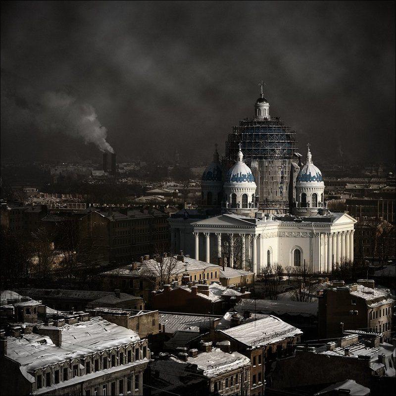 Троицкий Собор.photo preview