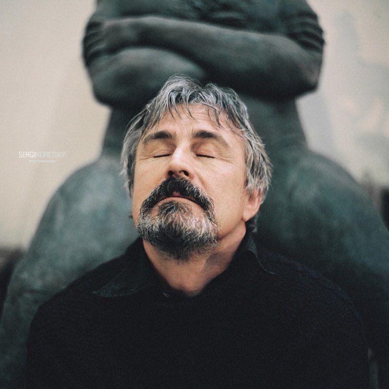 Скульптор Александр Мацюкphoto preview