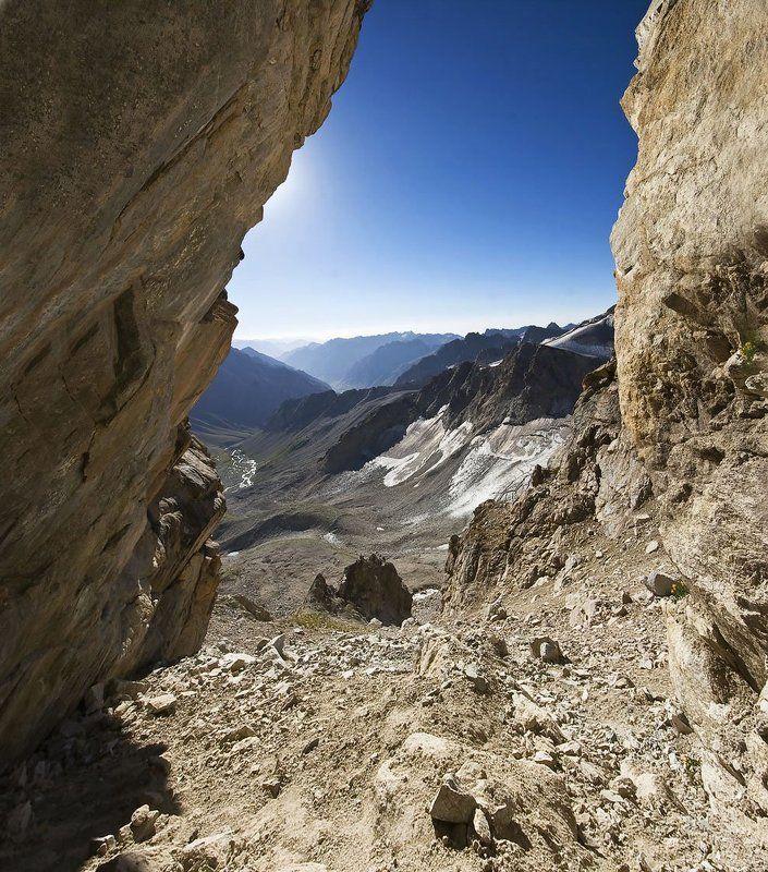фанские горы, поход, маи, перевал корона сиамы Где-то в горах...photo preview