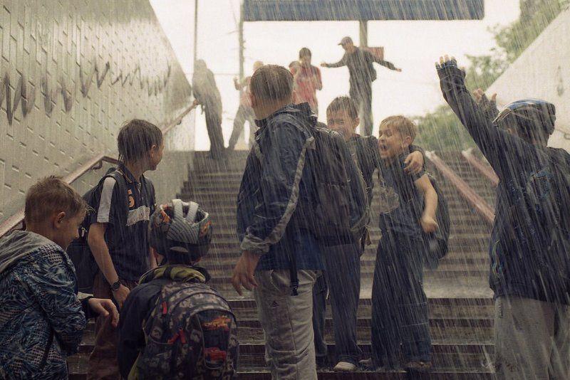просто летний дождьphoto preview