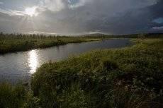 Явление северной природы