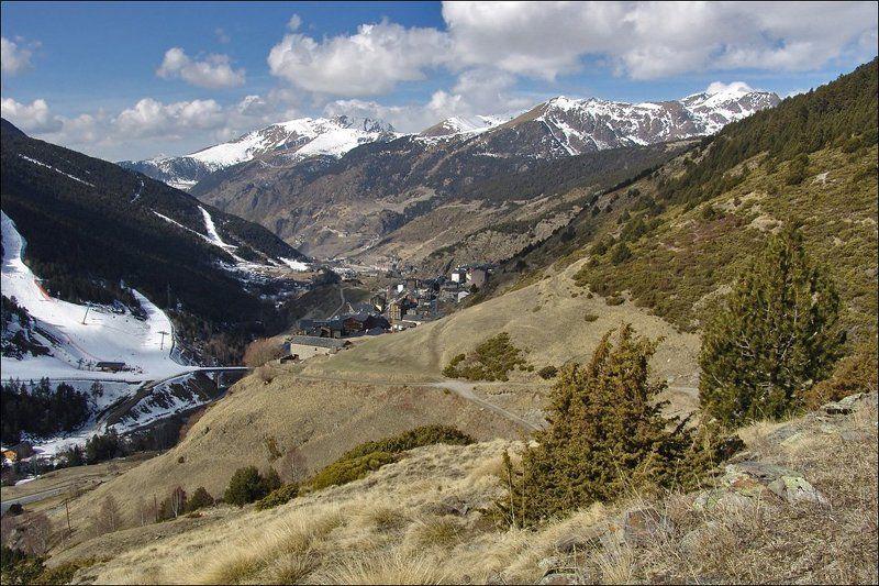 горы, андорра Отдыхая от лыж...photo preview