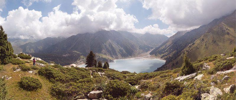 горы, бао, заилийский алатау БАОphoto preview