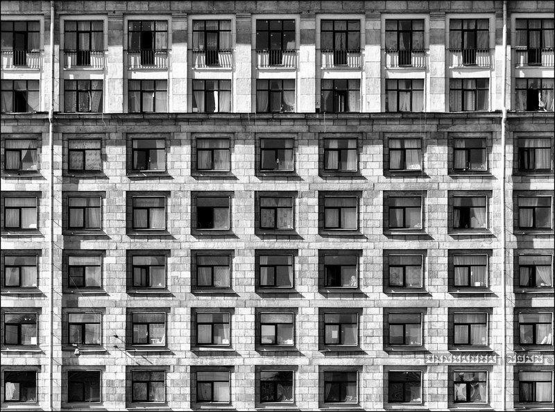 Saint-Petersburg windows.photo preview
