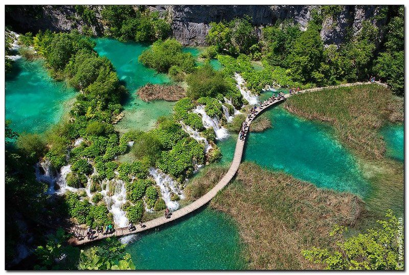 Plitvice lakes, Croatiaphoto preview