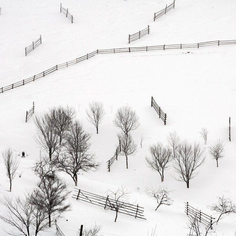 Зимний квадратphoto preview