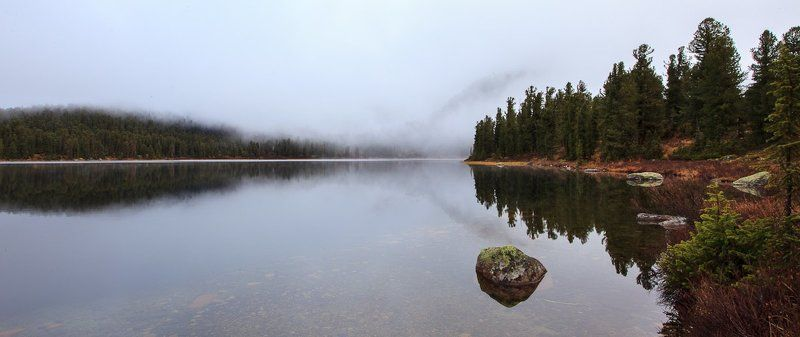 озерная тишинаphoto preview