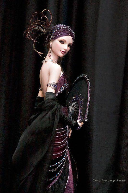 Салон авторских кукол на Тишинкеphoto preview