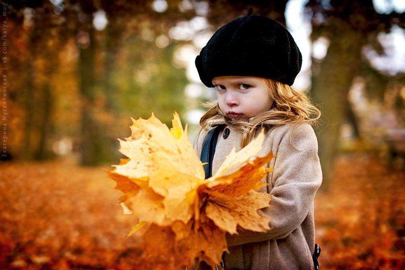 Осенний лучикphoto preview
