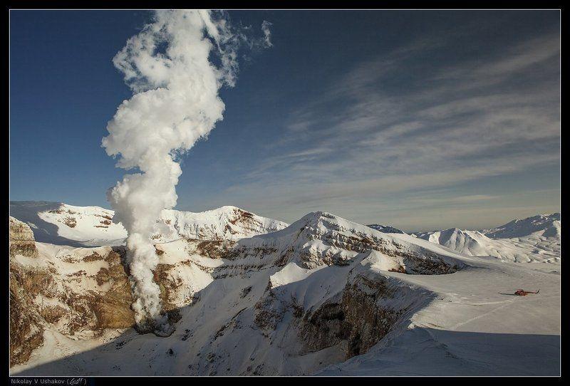 в кратере Горелогоphoto preview