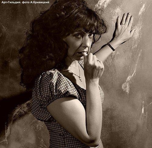 анунс женщины фото