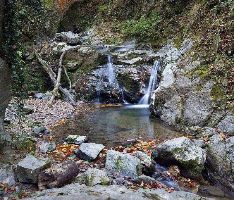 водопад чистой воды Сюкphoto preview