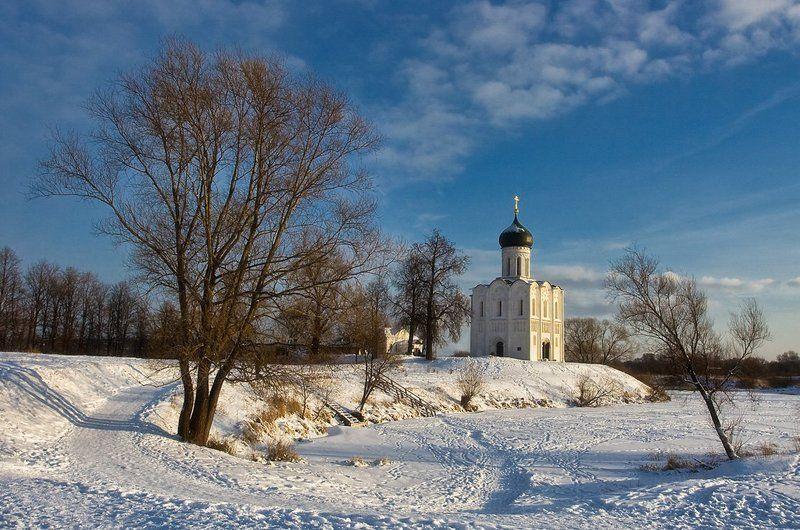 Зимой на Нерлиphoto preview