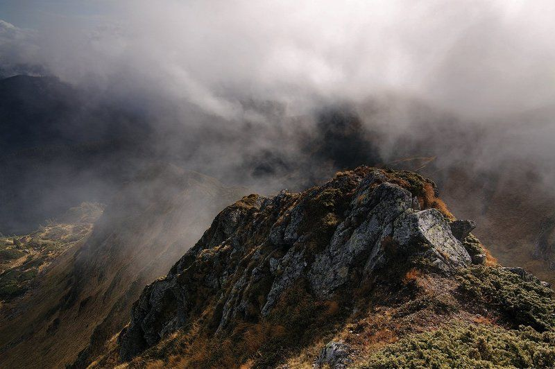 Немного о туманах Мармарошаphoto preview