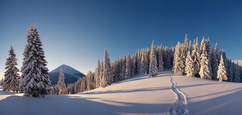 Снегами на г. Сынякphoto preview