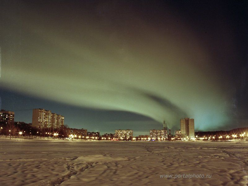ночью в Гольяновоphoto preview
